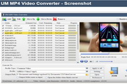 UM MP4 Video Converter 2.2.1.9