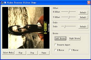 UM Video Process Directshow Filter