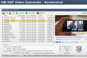 UM 3GP Video Converter 2.2.1.9
