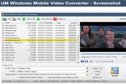UM Windows Mobile Video Converter