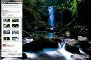Waterfalls Windows 7 Theme with sound 1.00