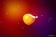 Fruit Christmas Desktop Wallpaper 1.7.0