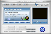 4Easysoft Mac Video to Flash Converter