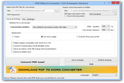 PDF2Word Converter 1.1.0