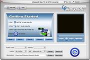 4Easysoft Mac TS to MP3 Converter