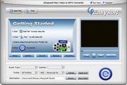 4Easysoft Mac Video to MP3 Converter