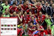 FC Bayern Windows 7 Theme 1.00