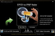 4Easysoft DVD to PSP Suite 3.2.20