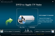 4Easysoft DVD to Apple TV Suite 3.2.20