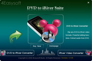 4Easysoft DVD to iRiver Suite 3.2.20