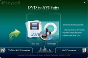 4Easysoft DVD to AVI Suite 3.2.20