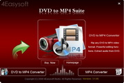 4Easysoft DVD to MP4 Suite 3.2.20