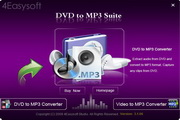4Easysoft DVD to MP3 Suite 3.2.20