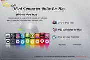 Emicsoft iPod Converter Suite for Mac 3.1.18
