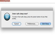 SafeSleepOnce For Mac