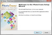 PhotoTrans 1.8.2 For Mac