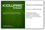 KioWare Browser 7.2.0.0 r1173