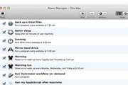 Power Manager For Mac