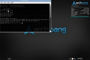 ArchBang For Linux(32bit) 2015.10.08