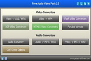 Free Audio Video Pack 2.4