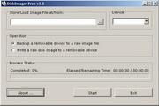 DiskImager portable(32bit) 1.0