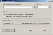DiskImager portable(64bit) 1.0