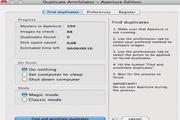 Duplicate Annihilator - Aperture Edition 1.11 for mac