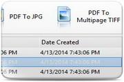BlueFox Free PDF to TIFF Converter 9.5.5
