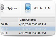 BlueFox Free PDF to HTML Converter 9.5.5