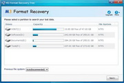 M3 Format Recovery 4.3