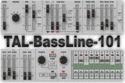 TAL-BassLine-101 for mac 1.43