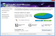 Chris-PC RAM Booster 3.20