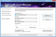 Chris-PC Game Booster 3.30