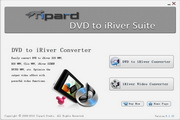 Tipard DVD to iRiver Suite 6.1.50