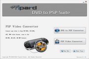 Tipard DVD to PSP Suite 6.1.50