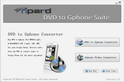 Tipard DVD to Gphone Suite