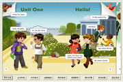 小学英语学习软件(pep四年级上册) 1.0