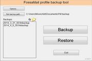 FossaMail(64bit) 25.1.9.1