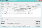 Chrome更新器 v5.9.9绿色版