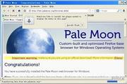 苍月浏览器Pale Moon(64位) 26.4.0