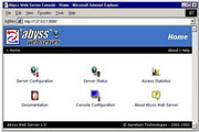 Abyss Web Server X1 For Mac 2.9.3.5