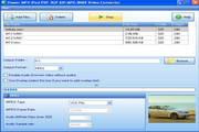 Power MP4 iPod PSP 3GP AVI MPG WMV Video Converter 9.9