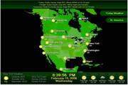 FD Weather Report Screensaver