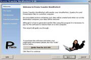 Presto Transfer WordPerfect