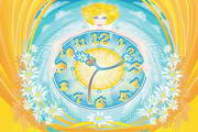 Daisy Clock ScreenSaver