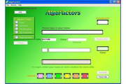 AlgeFactors