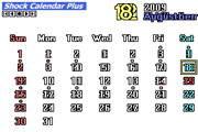 Shock Calendar Plus