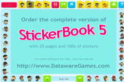 Sticker Book 5:...