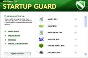 Startup Guardian 3.51