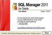 EMS SQL Manager Lite for Oracle